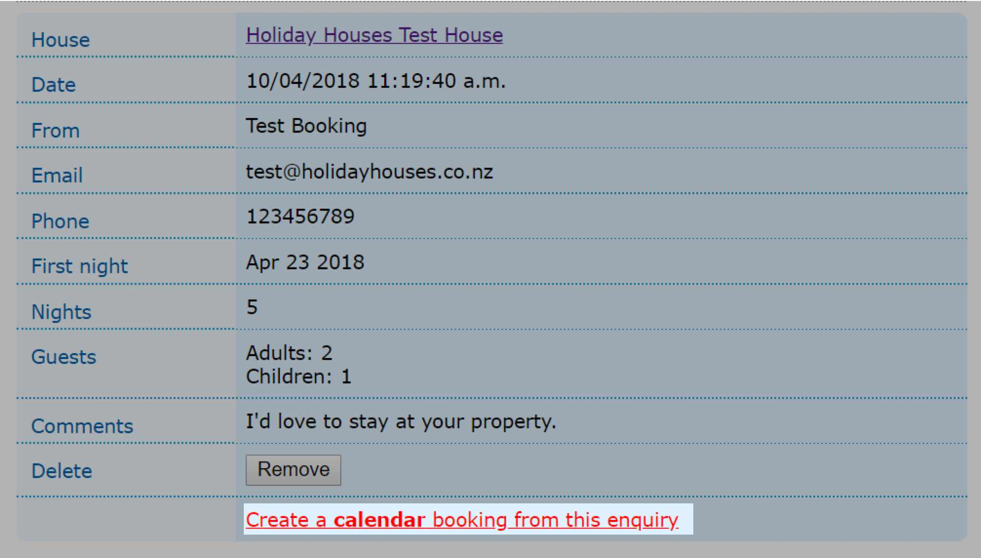 Help holidayhouses nz holiday homes and baches once the booking has been added to your calendar the renter will automatically receive an email from us to leave a review after they have checked out solutioingenieria Images